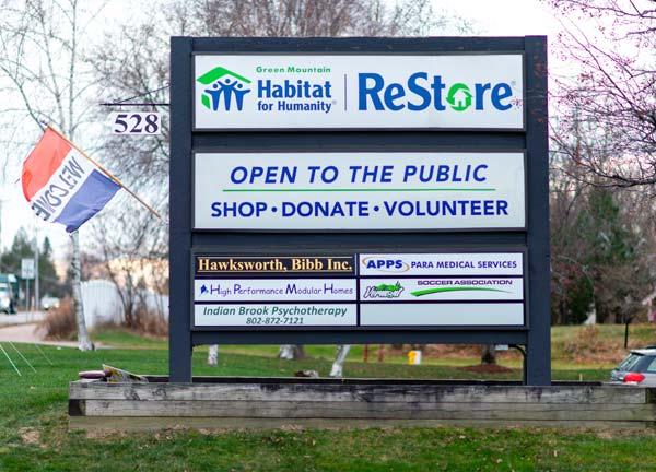 Habitat ReStores